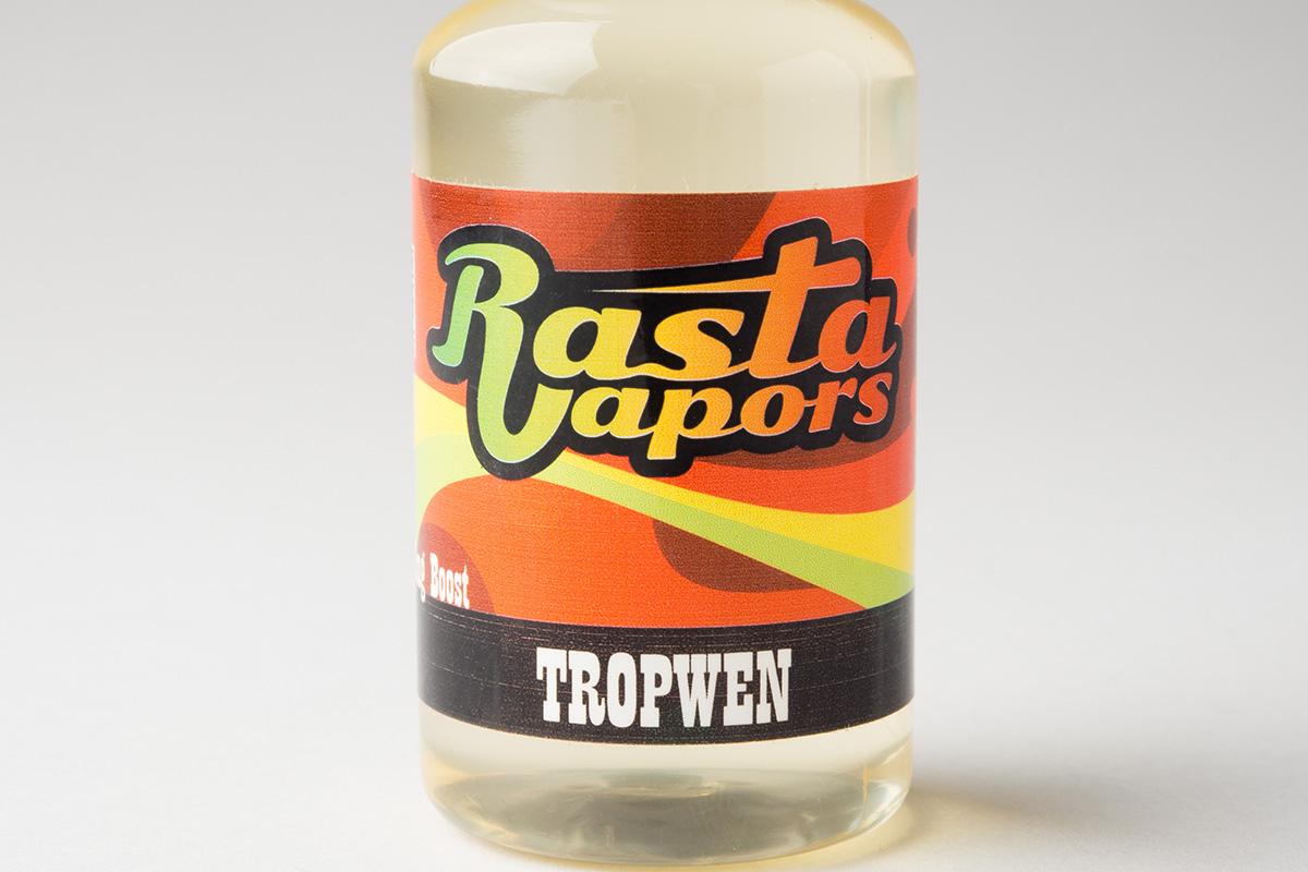 【リキッド】Tropwen Boost「トロップウェン ブースト」(RastaVapors/ラスタベイパーズ) レビュー