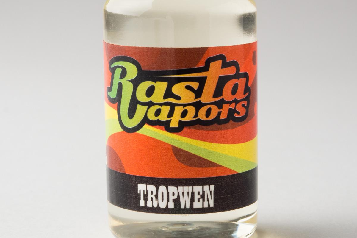 【リキッド】Tropwen「トロップウェン 」(RastaVapors/ラスタベイパーズ) レビュー
