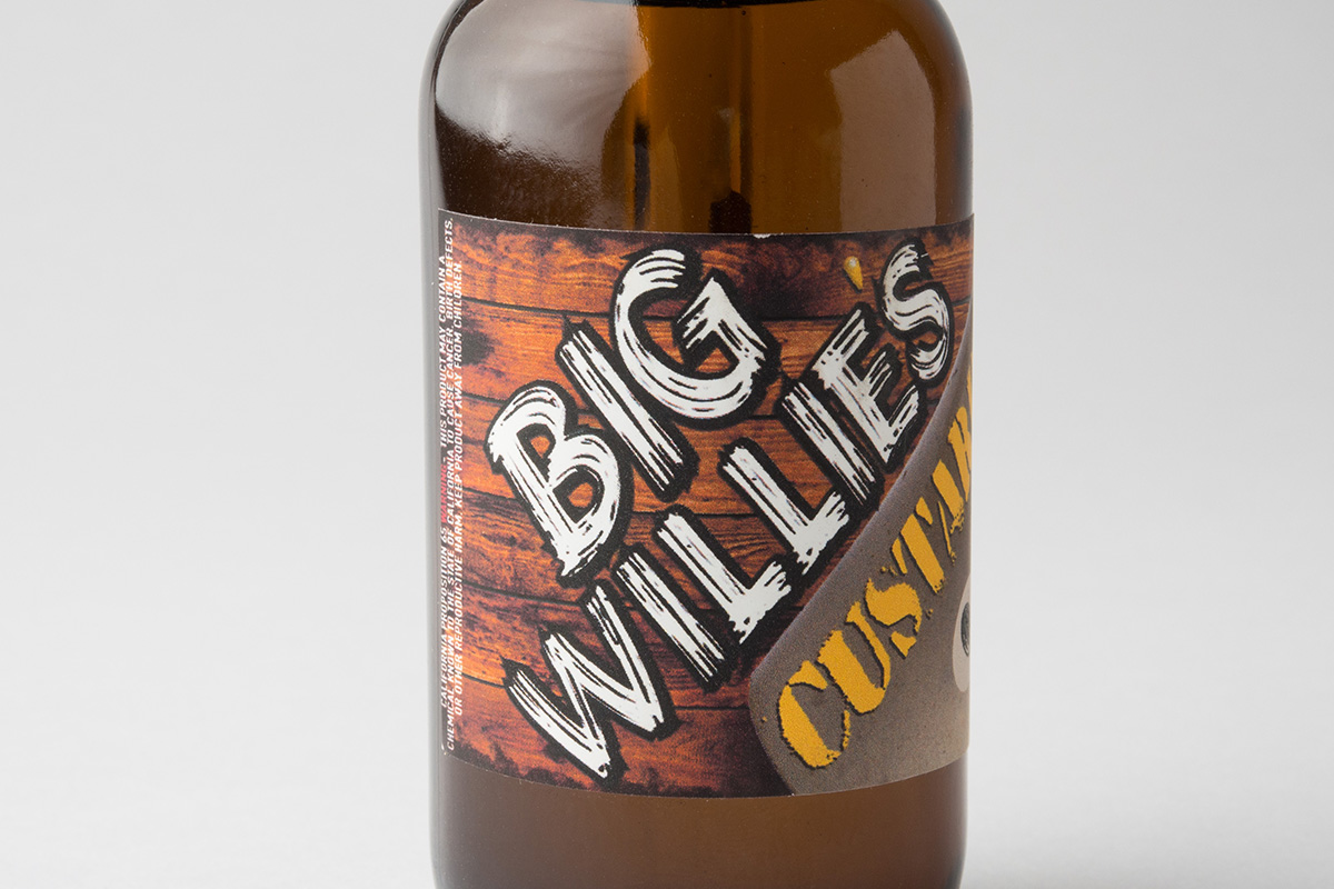 【リキッド】Custard「カスタード」 (Big Willie's/ビッグウィリー) レビュー