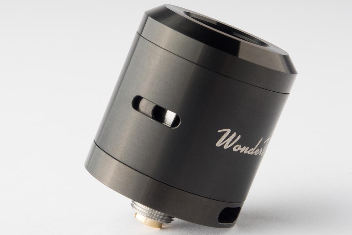 【メカニカル スターターキット】 Wondervape 270 MECH MOD KIT 「ワンダーベイプ270 メックモッドキット」(iJoy/アイジョイ) レビュー