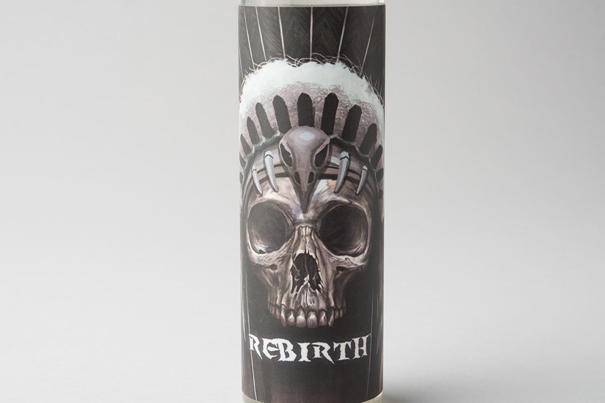【リキッド】Rebirth「リバース」 (Elysian Labs Mortality/エリシアンラボズ モーラリティ) レビュー