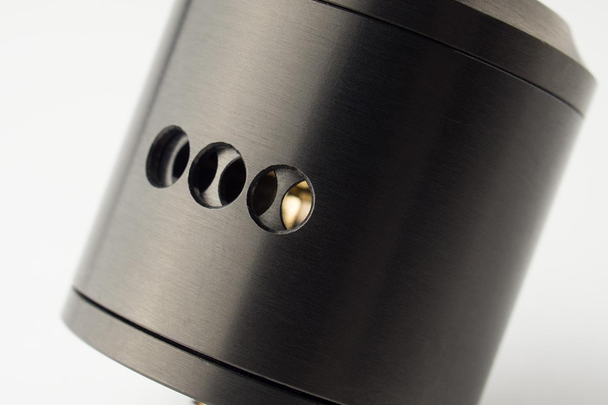 【アトマイザー】Goon RDA 24mm (528 custom vapes) レビュー