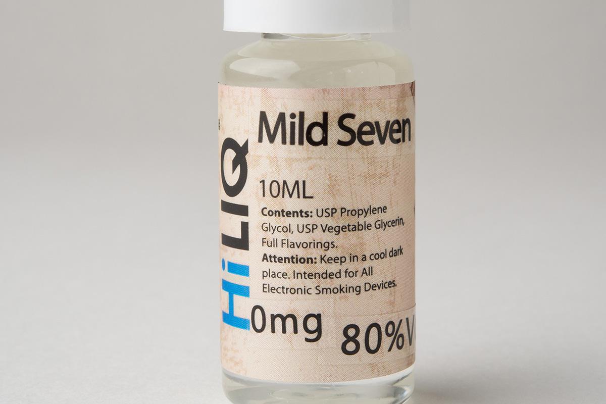 【リキッド】 Mild Seven「マイルドセブン」(HiLIQ/ハイリク) レビュー