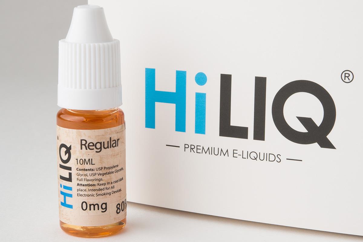 【リキッド】 Regular「レギュラー」(HiLIQ/ハイリク) レビュー