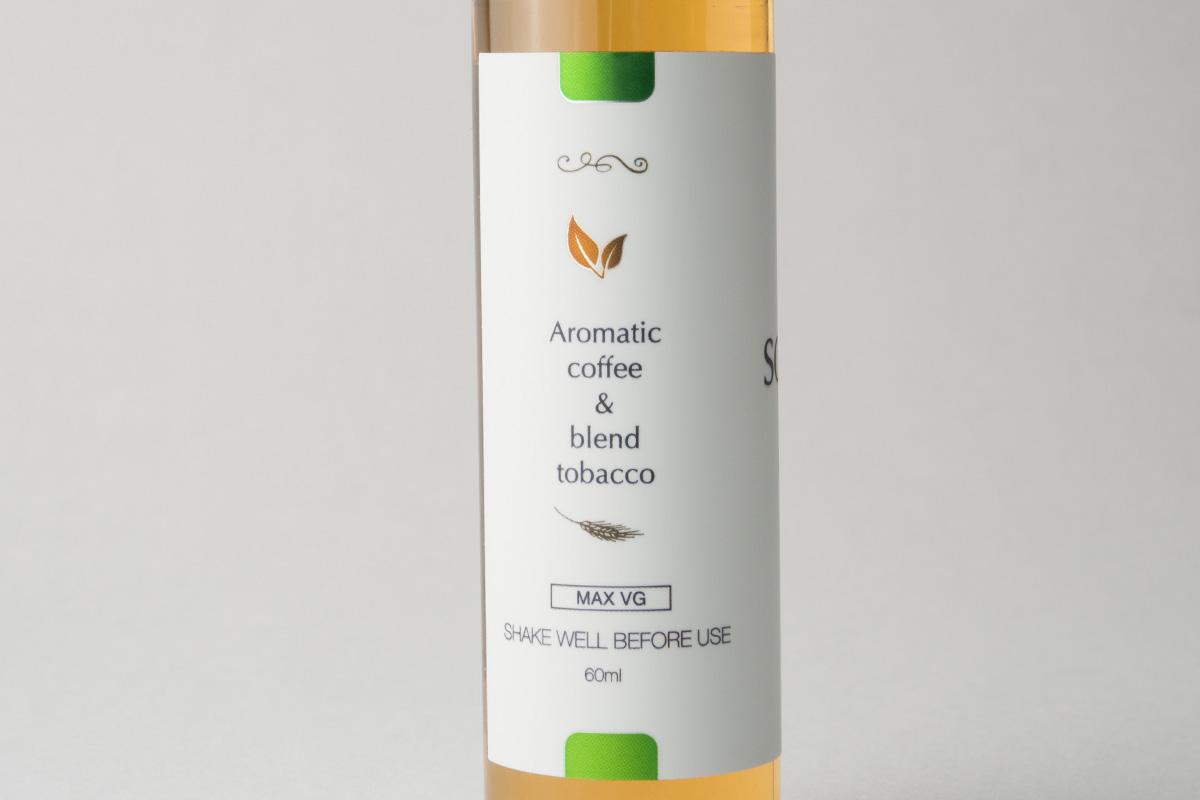 【リキッド】Aromatic coffee&Blend tobacco「アロマティックコーヒー&ブレンドタバコ」 (SOUCE/ソース) レビュー