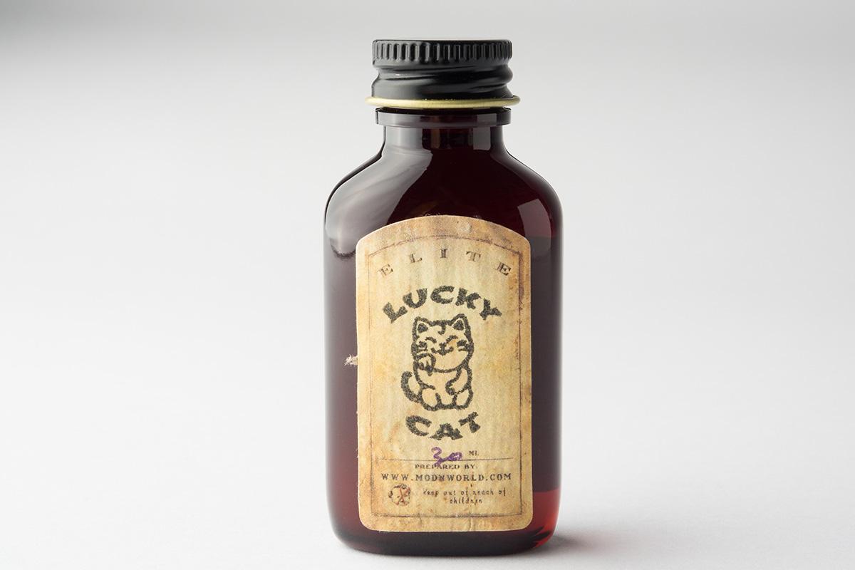 【リキッド】Lucky Cat「ラッキーキャット」 (Tark's Select Reserve/タークス セレクト リザーヴ) レビュー