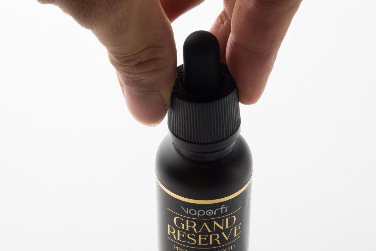 【リキッド】-Grand Reserve- Cloud Candy「クラウドキャンディー」 (VaporFi/ベイパーファイ) レビュー