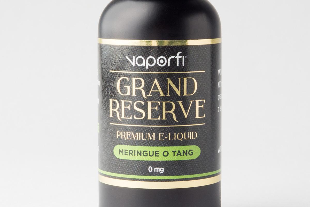 【リキッド】-Grand Reserve- Meringue O Tang「メレンゲオータング」 (VaporFi/ベイパーファイ) レビュー