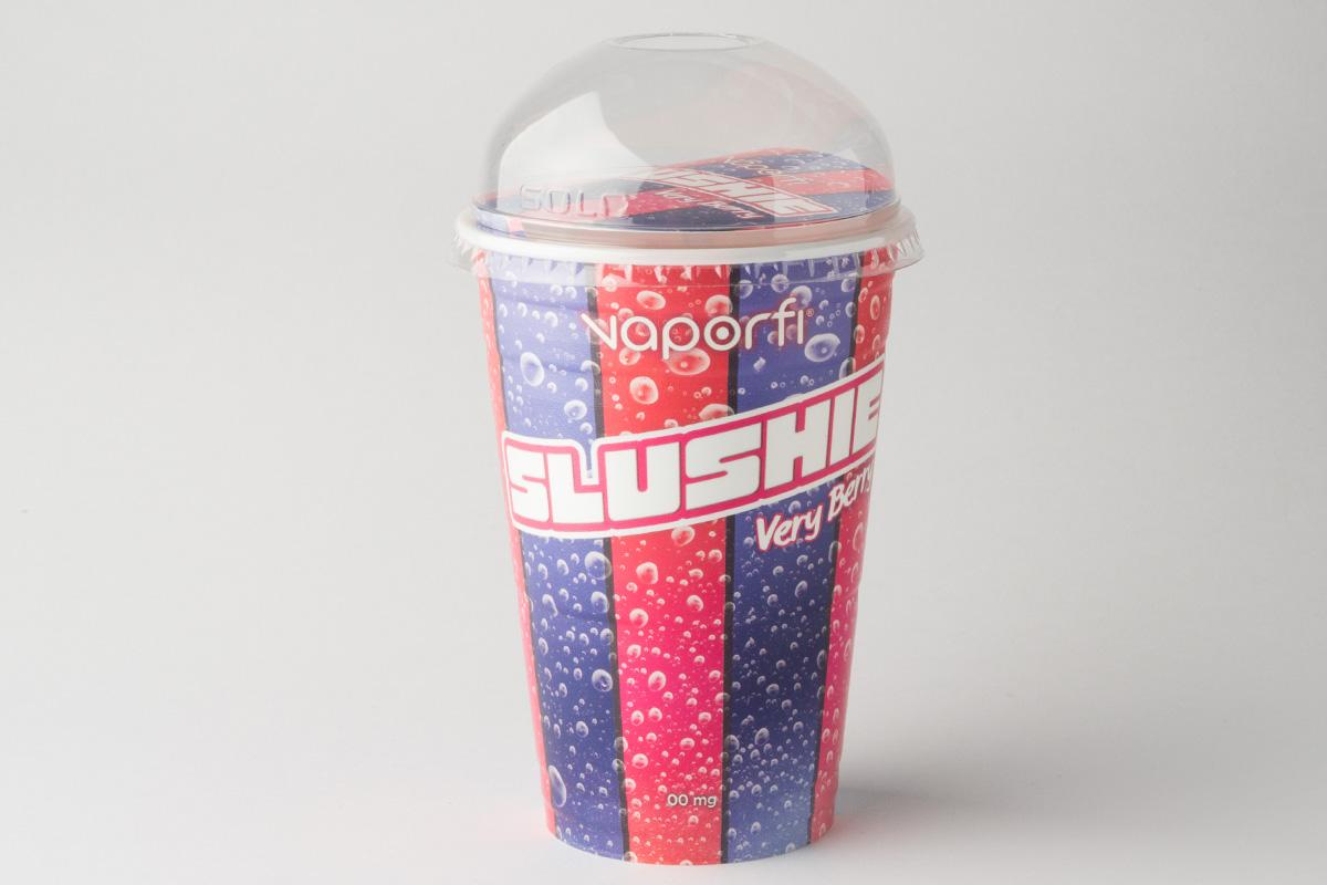 【リキッド】Very Berry Slushie「ベリーベリースラッシー」 (VaporFi/ベイパーファイ) レビュー