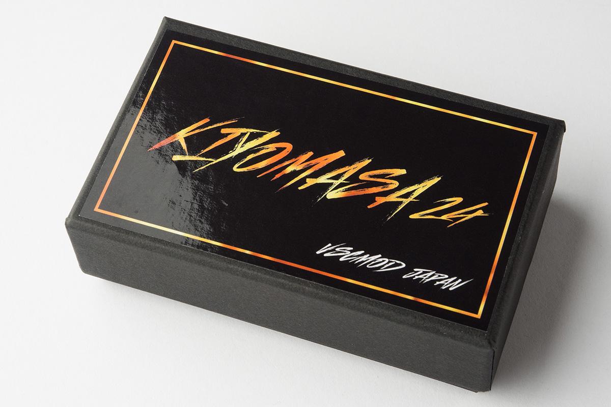 【メカニカルMOD】KIYOMASA24 Mod 「キヨマサ」(VSCMOD japan)レビュー