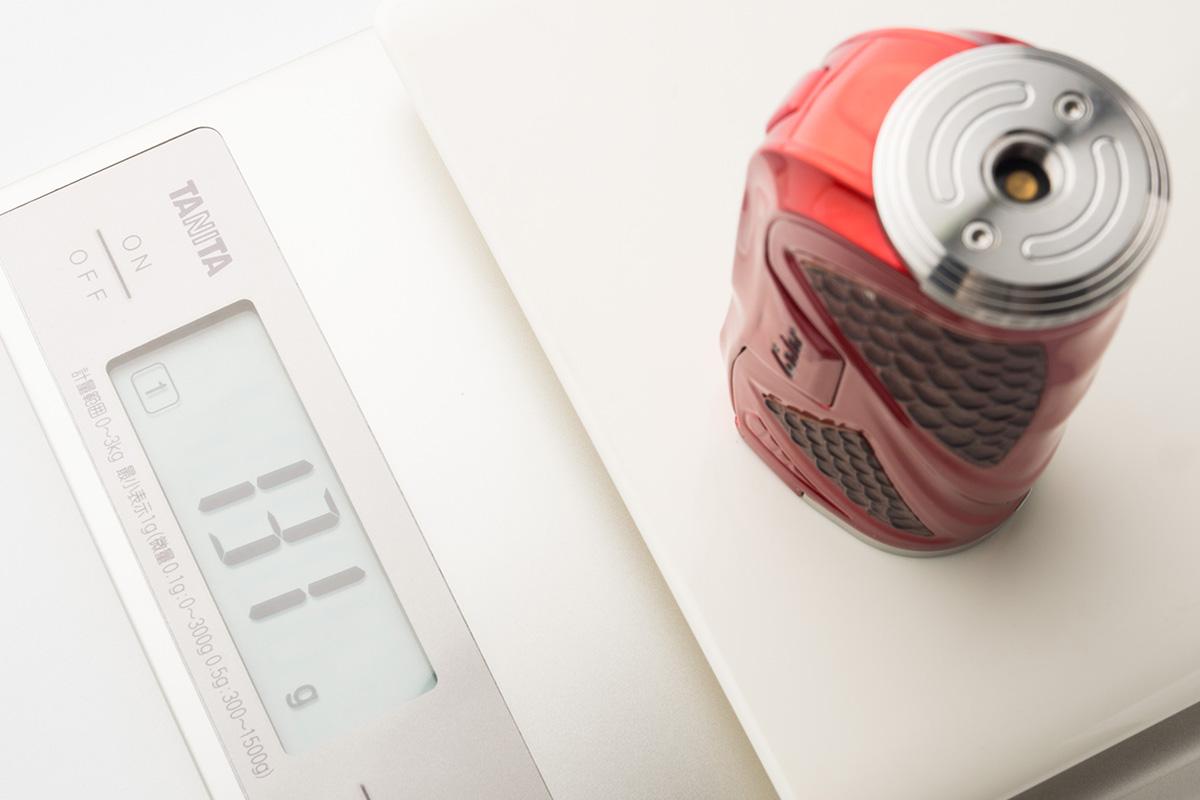 【テクニカルMOD】VT75 COLOR「ブイティー75 カラー」 (HCigar/エイチシガー) レビュー