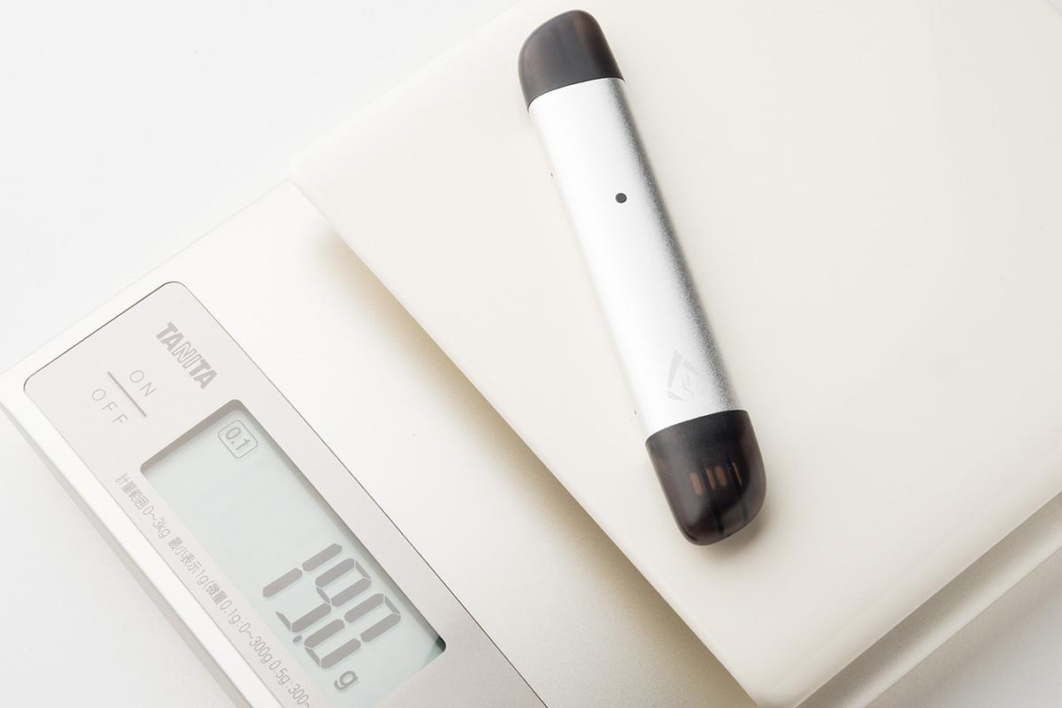 【スターターキット】Peas Vape Pen「ピース ベイプ ペン」(Rofvape/ロフベイプ) レビュー