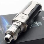 【スターターキット】SINUOUS P80 with Elabo Mini Kit (Wismec/ウィスメック) レビュー