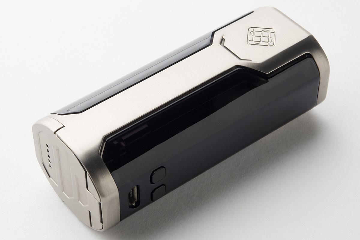 【スターターキット】SINUOUS P80with Elabo Mini Kit (Wismec/ウィスメック) レビュー