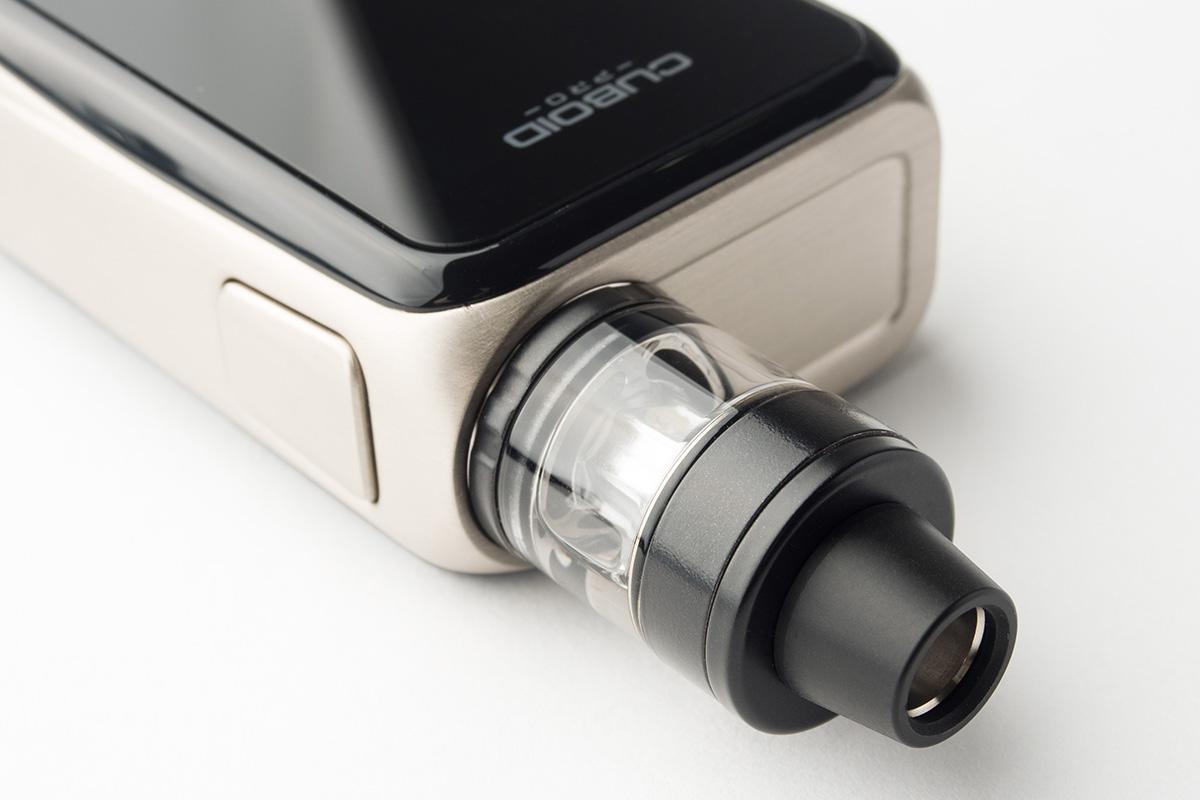 【クリアロマイザー】CUBIS 2 Atomizer「キュービスツー」 (Joyetech/ジョイテック) レビュー