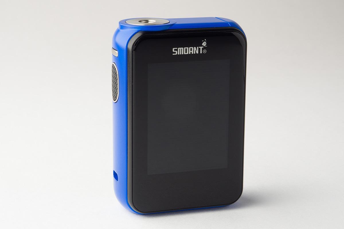 【テクニカルMOD】Charon TS 218W Box Mod 「カロンTS」(Smoant/スモアント) レビュー