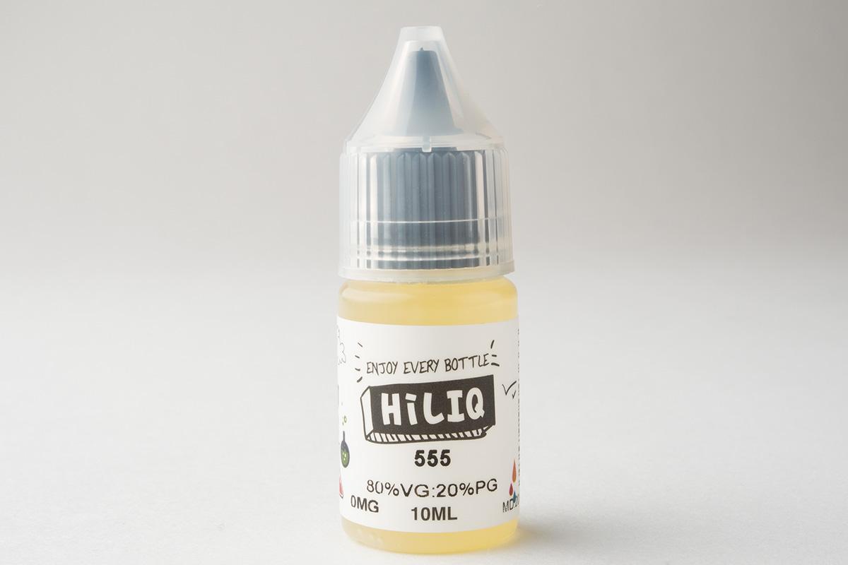【リキッド】 555 (HiLIQ/ハイリク) レビュー