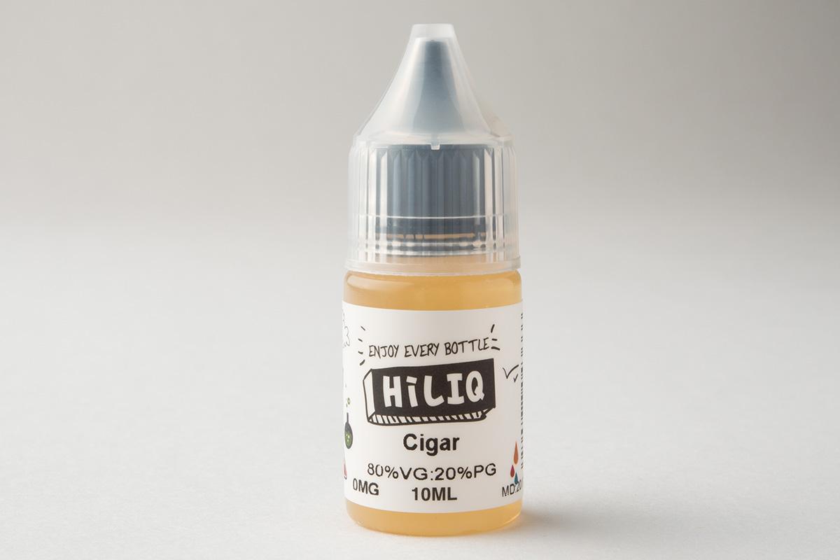 【リキッド】 Cigar「シガー」 (HiLIQ/ハイリク) レビュー