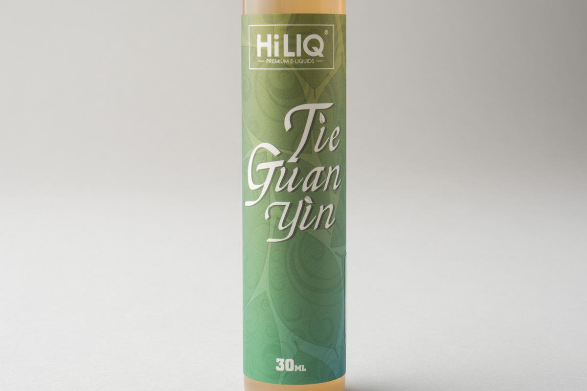 【リキッド】 Tie Guan Yin「鉄観音」 (HiLIQ/ハイリク) レビュー