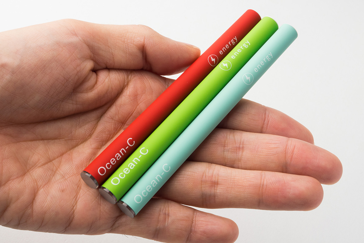 【使い捨て 電子タバコ】Ocean-C N1電子タバコ レビュー!! iQOS/アイコス、Ploomtech/プルームテック ユーザーにも!