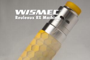 【メカニカルMODスターターキット】Reuleaux RX Machina「ルーロー RX マーキナ」(Wismec/ウィスメック) レビュー