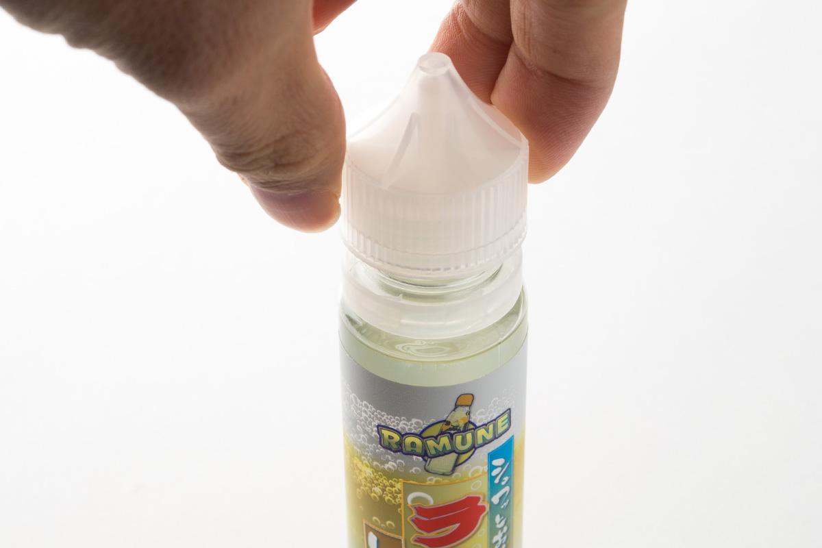 【リキッド】Lemon Fizz「レモンフィズ」 / SNAKU スナック レビュー