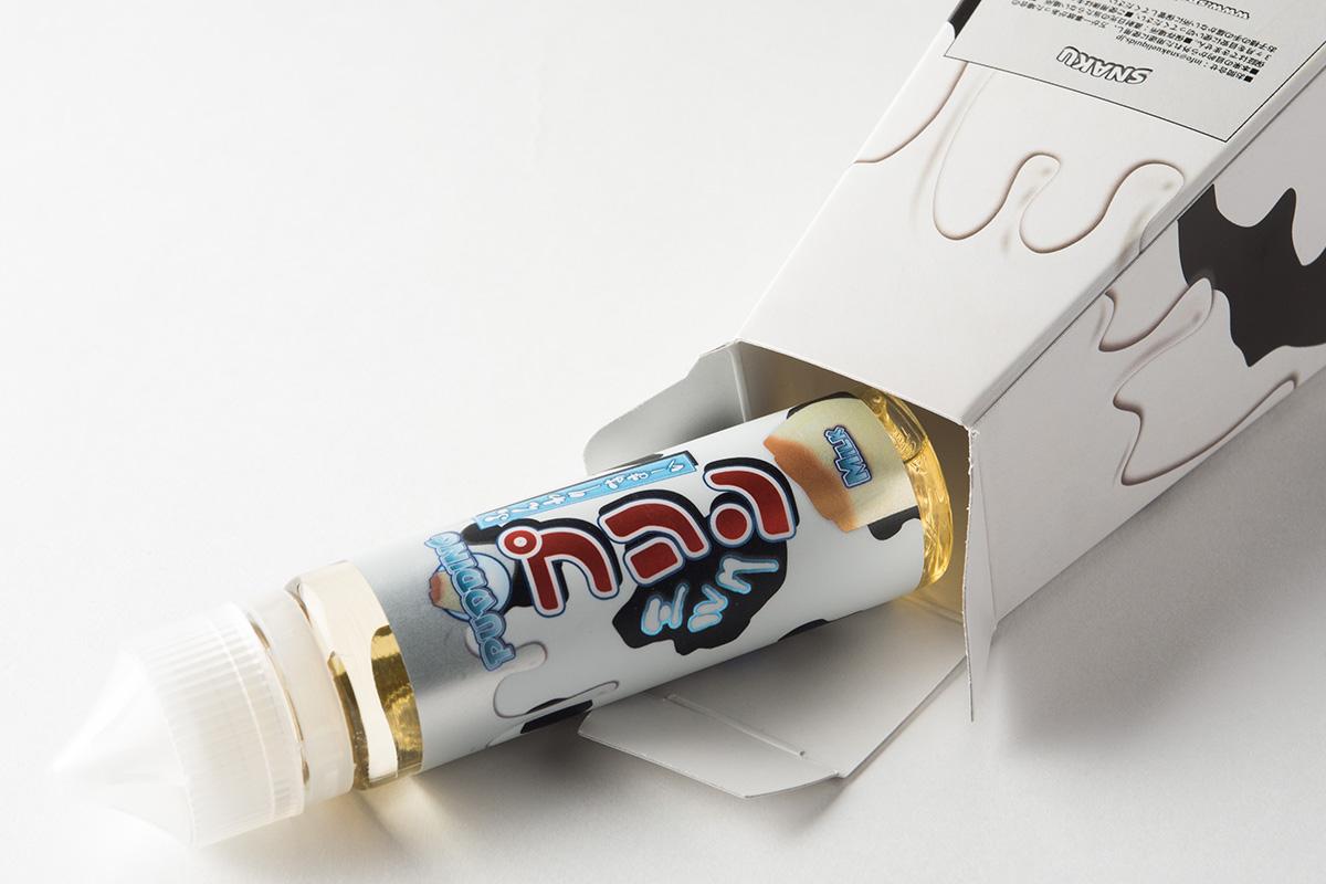 【リキッド】Milk Pudding「ミルクプディング」 / SNAKU スナック レビュー