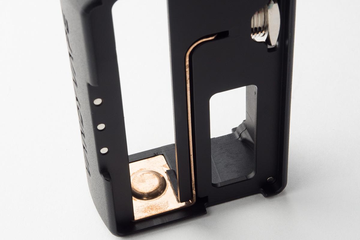 【メカニカルスコンカーMOD】Pulse BF Box Mod「パルス ビーエフ」/ Vandy Vape 「バンディーベイプ」 メカスコ レビュー