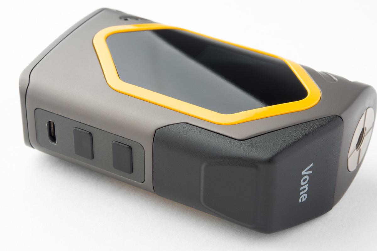 【スターターキット】 Vone 230W Bluetooth TC Kit / Vapesoul ベイプソウル レビュー