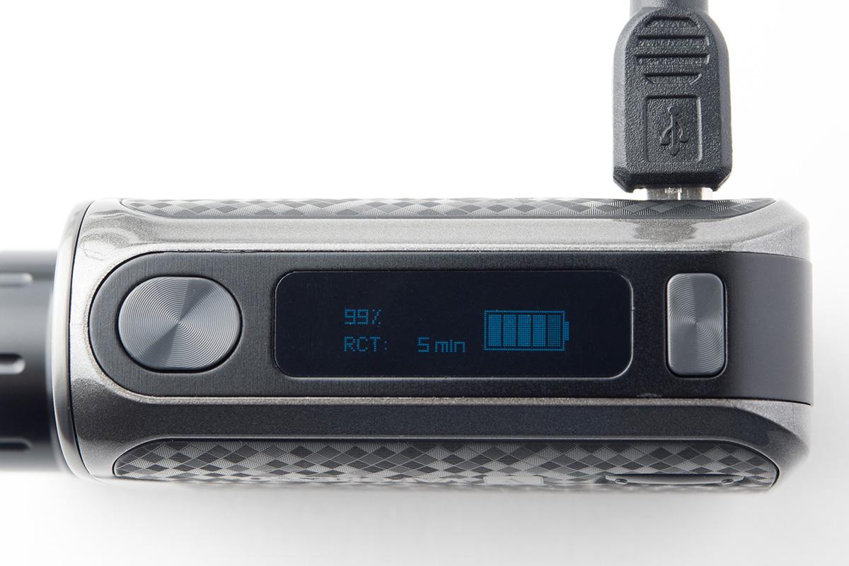 【スターターキット】SWAG 80W Mod Kit / Vaporesso ベイパレッソ レビュー