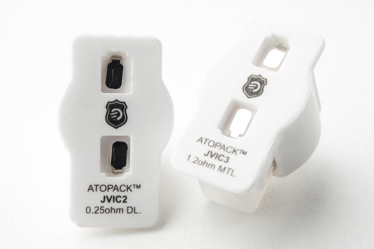 【スターターキット】ATOPACK DOLPHIN アトパック・ドルフィン / Joyetech ジョイテック レビュー