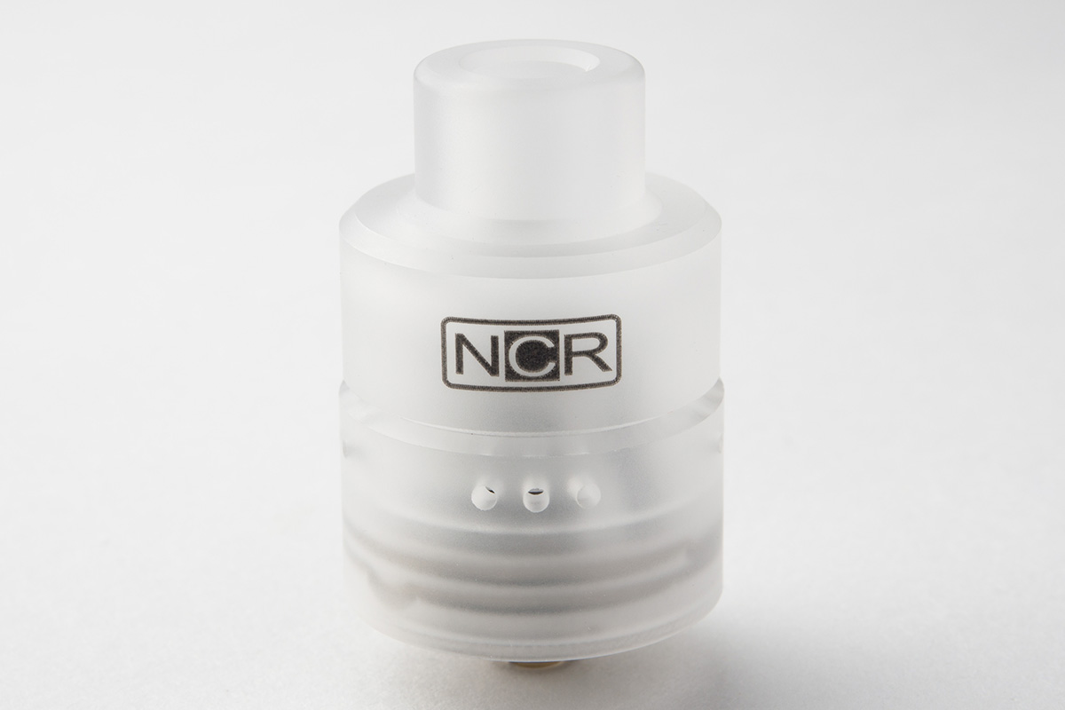 【アトマイザー】NCR Nicotine Reinforcer RDA レビュー