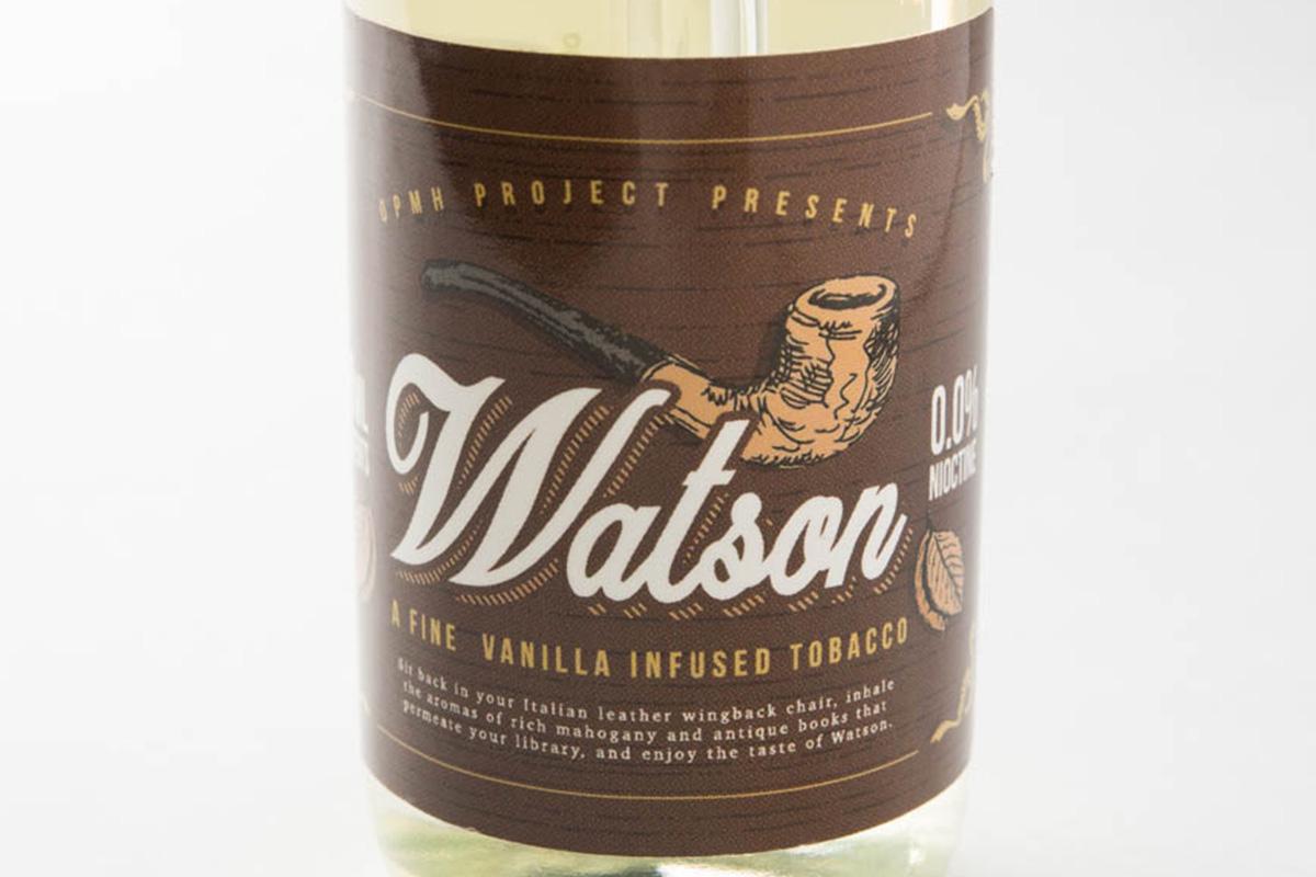 【リキッド】Watson「ワトソン」 / OPMH Project オーピーエムエイチプロジェクト レビュー