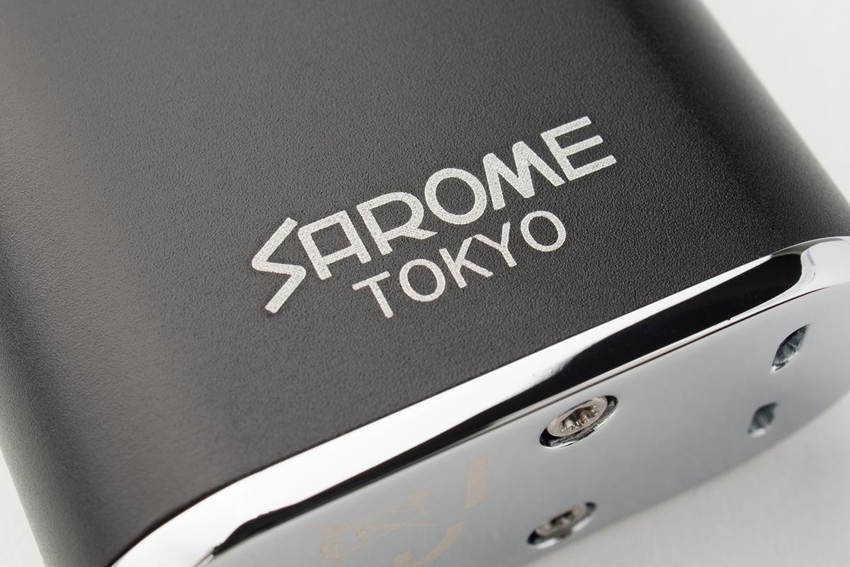 【スターターキット】プルームテックたばこカプセル使用可能! SAROME TOKYO / Vape-2スターターキット レビュー