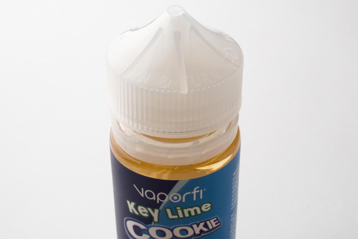 【リキッド】Key Lime Coockie「キーライムクッキー」 / VaporFi ベイパーファイ レビュー