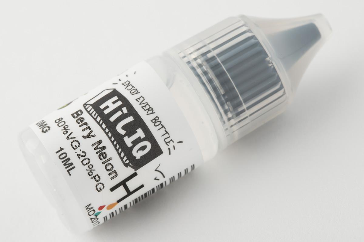 【リキッド】 BerryMelon H「メロンベリー 高濃度」/ HiLIQ ハイリク レビュー