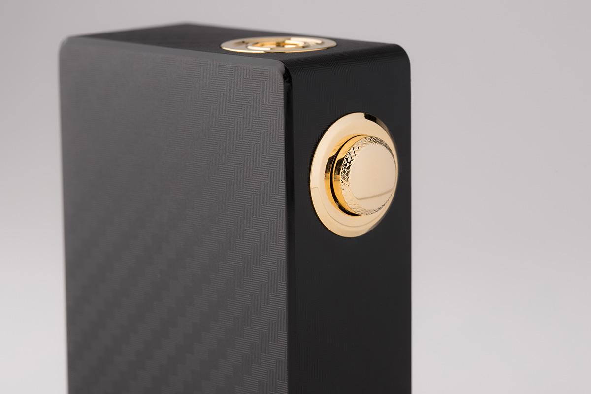【メカニカルスコンカーMOD】NUDGE BOX MOD 「ナッジ ボックス モッド」 /Wotofo ウォトフォ メカスコ レビュー