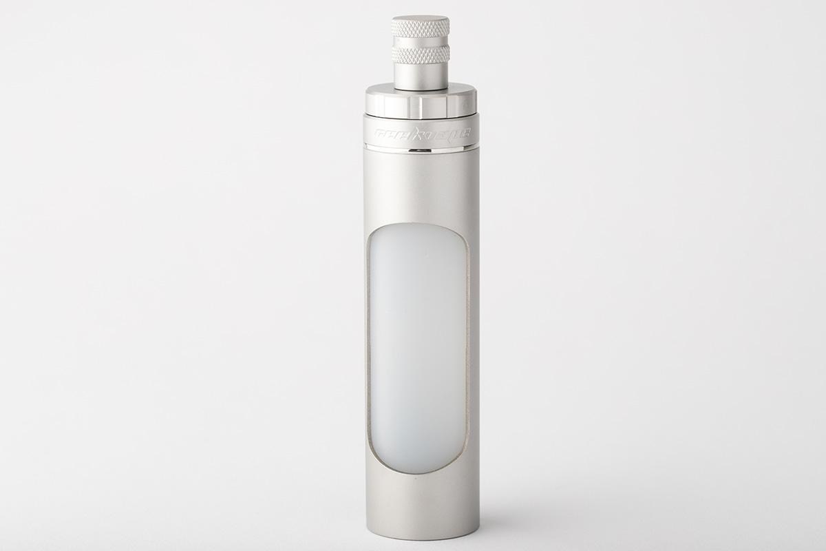 【リフィルボトル】FLASK LIQUID DISPENSER 「フラスク・リキッド・ディスペンサー」 / Geek Vape ギークベイプ レビュー