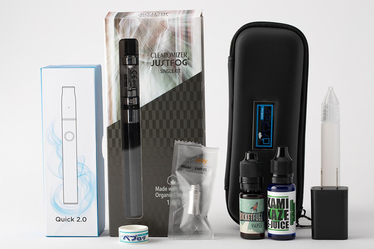 【ショップオリジナル】iQOS アイコス とPloomTech プルームテック両方楽しめる! 次世代電子タバコ吸い比べセット!