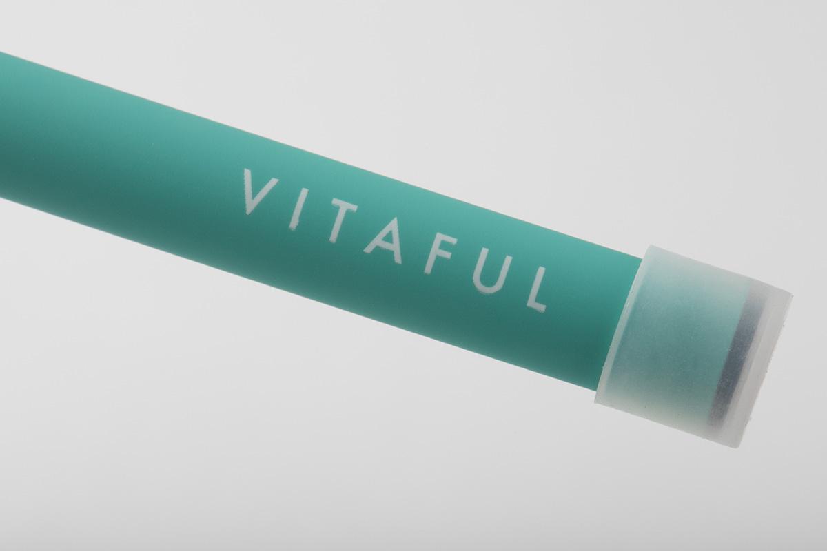 【使い捨て 電子タバコ】VITAFUL 電子タバコ レビュー!!