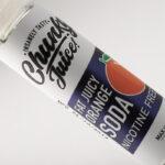 【リキッド】Orange Soda「オレンジソーダ」 / Chunky Juice チャンキージュース レビュー