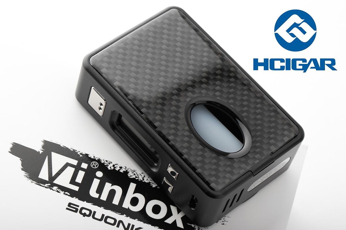 【テクニカルスコンカーMOD】VT Inbox MOD 「ブイティーインボックス」 / HCIGAR エイチシガー レビュー