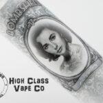 【リキッド】BOMBSHELL ELIZABETH「ボムシェル エリザベス」 / HIGH CLASS VAPE CO ハイクラスベイプ レビュー