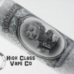 【リキッド】BOMBSHELL LUCILLE「ボムシェル ルシール」 / HIGH CLASS VAPE CO ハイクラスベイプ レビュー