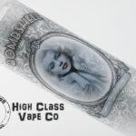 【リキッド】BOMBSHELL MARILYN「ボムシェル マリリン」 / HIGH CLASS VAPE CO ハイクラスベイプ レビュー