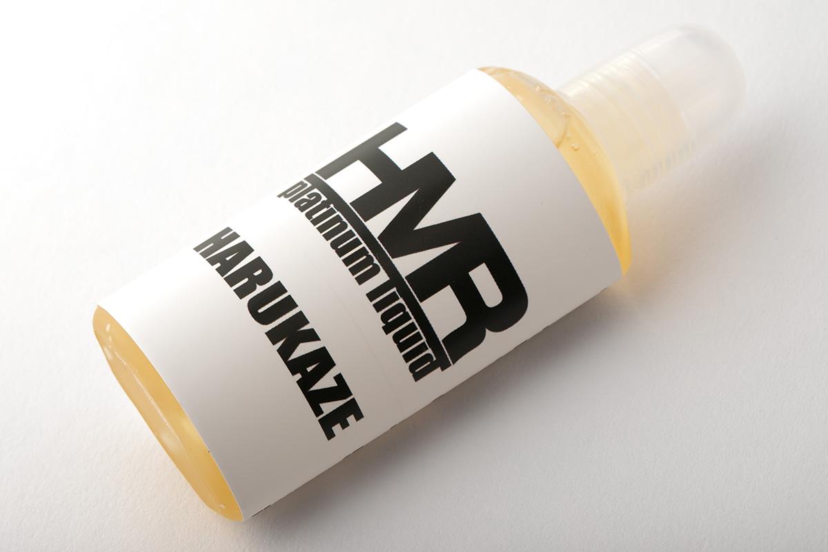 【リキッド】HARUKAZ「ハルカゼ」 / HMR platinum liquid エイチエムアールプラチナリキッド レビュー