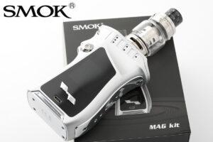 【スターターキット】Mag Right Edition 「マグ ライトエディション」 / SMOK スモック レビュー