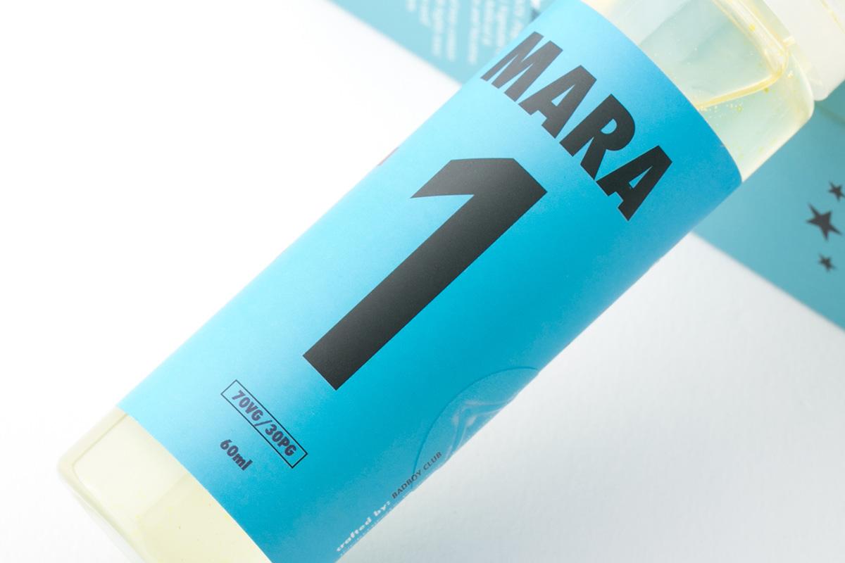 【リキッド】MARA1「マラ1」 / BADBOY CLUB バッドボーイクラブ レビュー