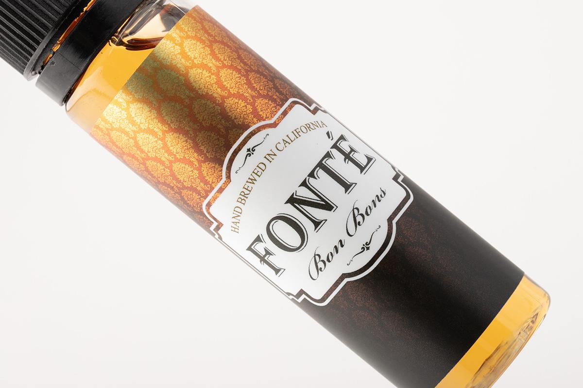 【リキッド】Bon Bons「ボンボンズ」 / FONTE フォンテ レビュー