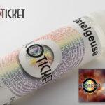 再始動したNicoticket ニコチケット!定番フレーバーのBetelgeuse ベテルギウスがリニューアル!レビューをお送りします。